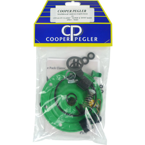 cooper pegler cp15 instruction manual