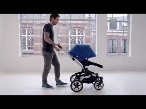 bugaboo cameleon sun canopy instructions