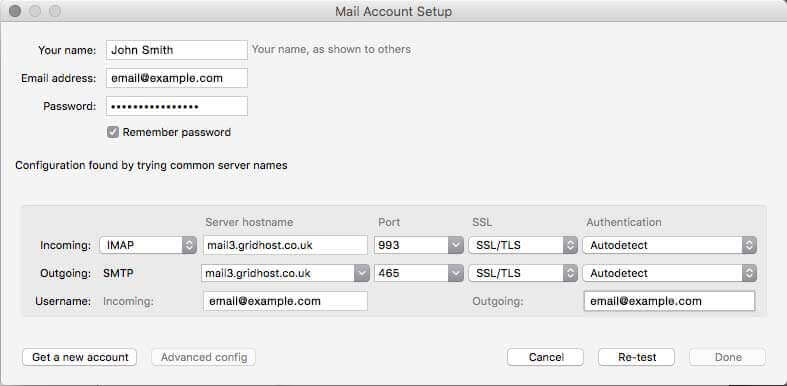 instructions to set up email iphone