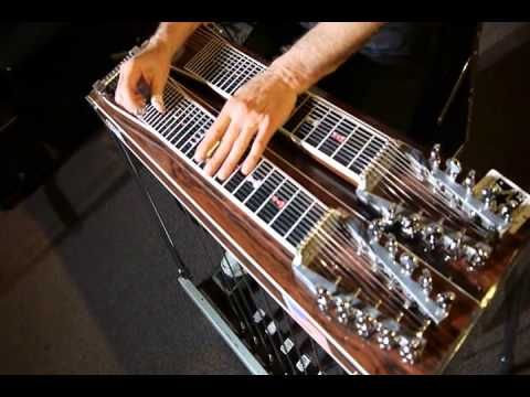 joe wright pedal steel instruction