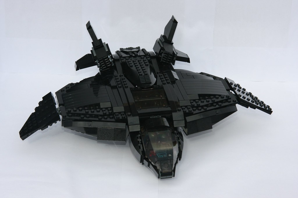 avengers quinjet lego instructions