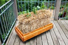 build straw bale garden wall instructables