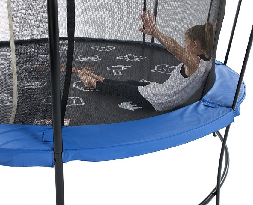 action 12ft trampoline instructions
