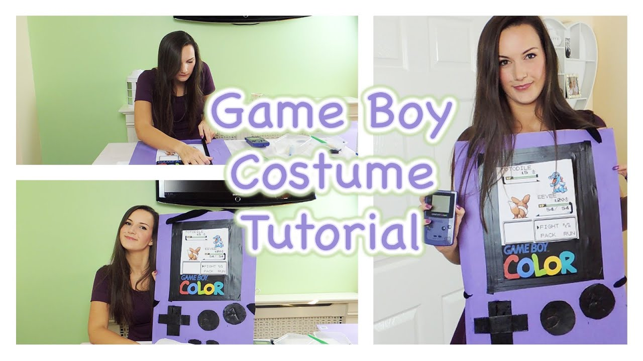 game boy gallery instructions
