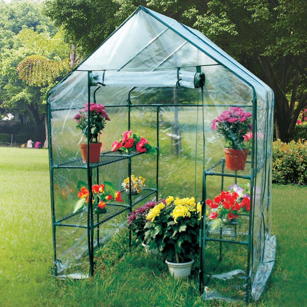 village green walk in greenhouse assembly instructions