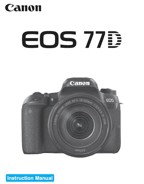 download instruction manual for canon eos 550d