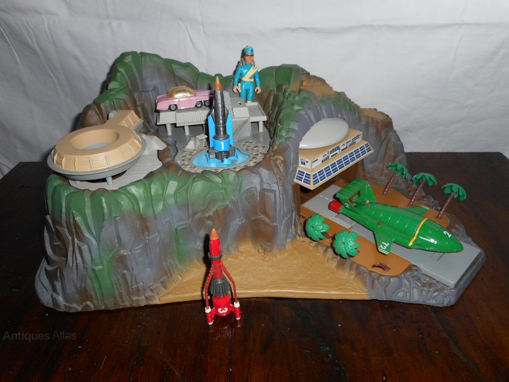 matchbox tracy island playset instructions