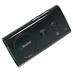 blueant bluetooth hands free instructions