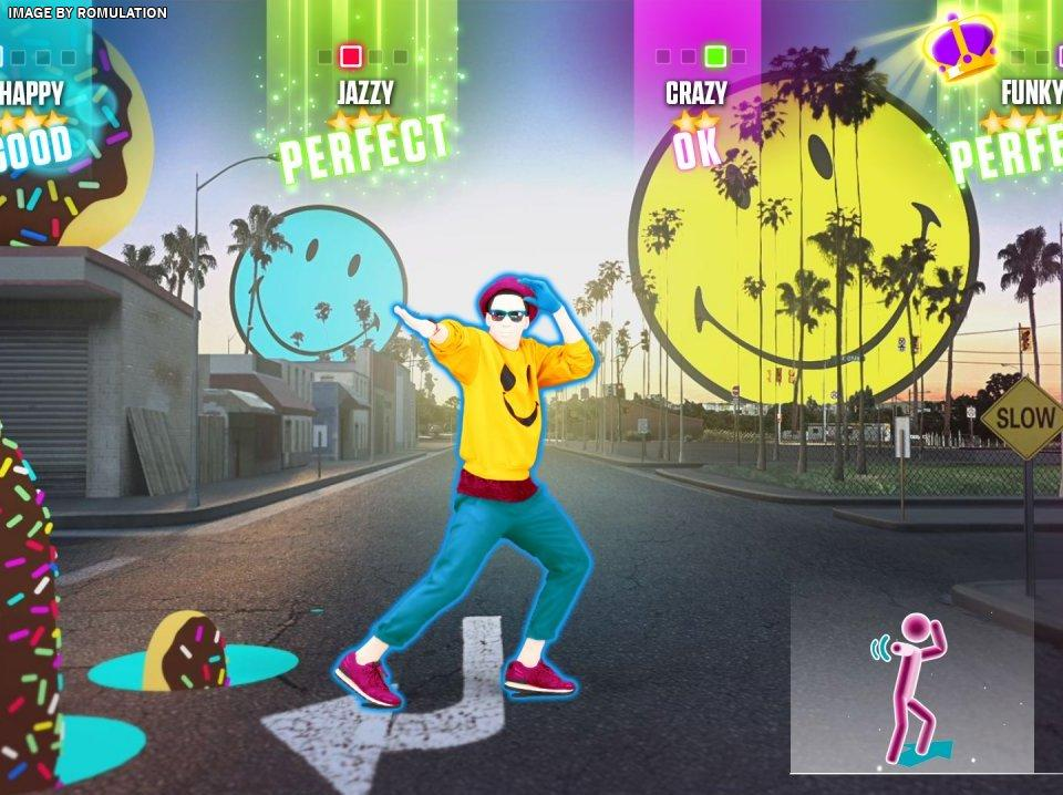 wii just dance 2017 instructions