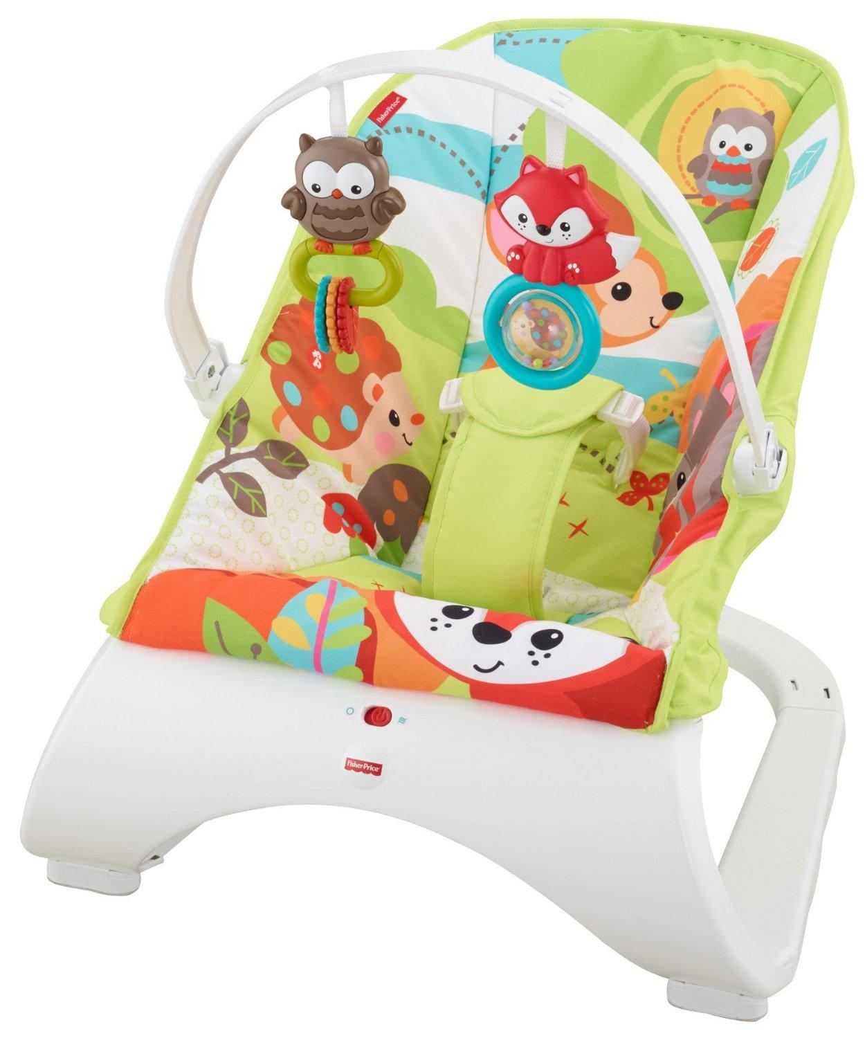 fisher price rock n play cleaning instructions