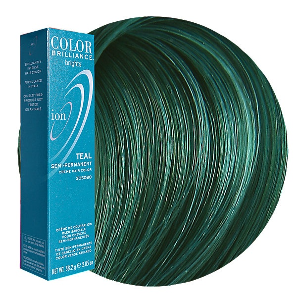 ion permanent hair color instructions