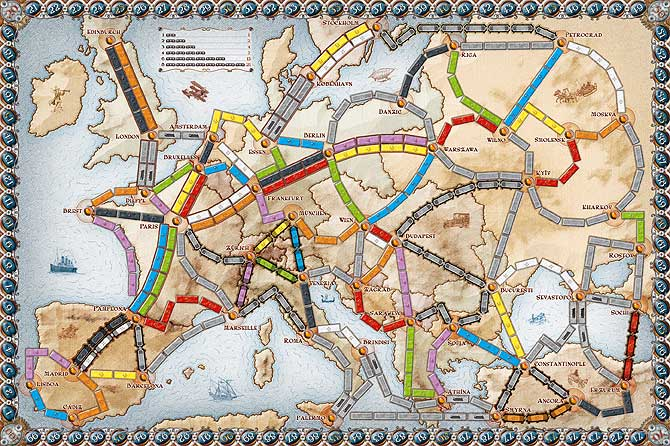 ticket to ride instructions video
