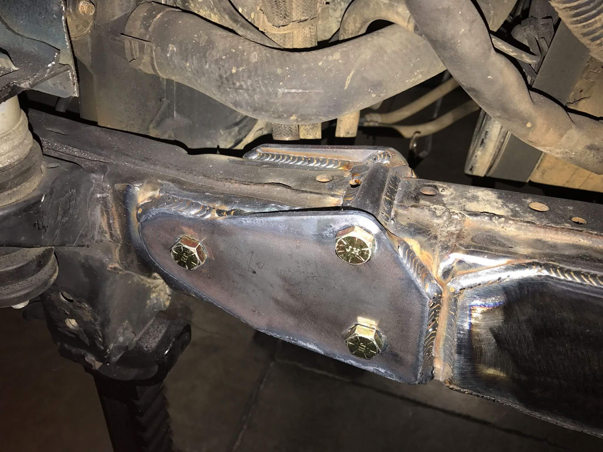 fj cruiser arb bull bar fitting instructions