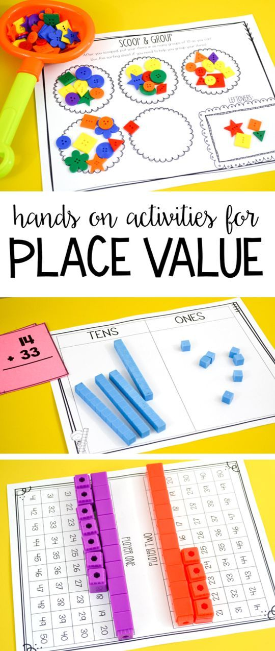 manipulatives for math instruction
