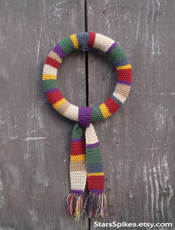 tom baker scarf knitting instructions