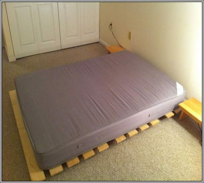 ikea full bed frame instructions