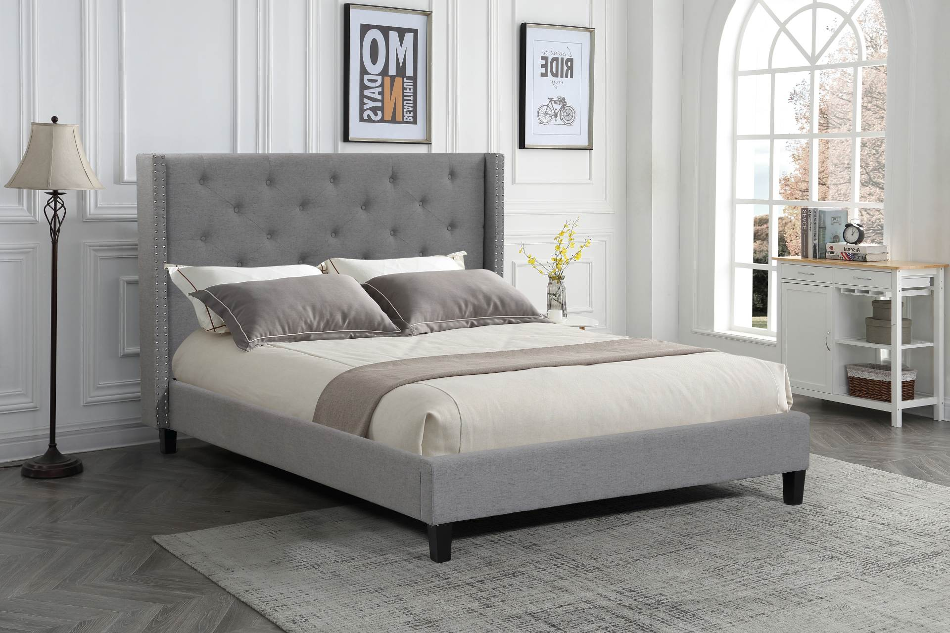 ice queen bed assembly instructions