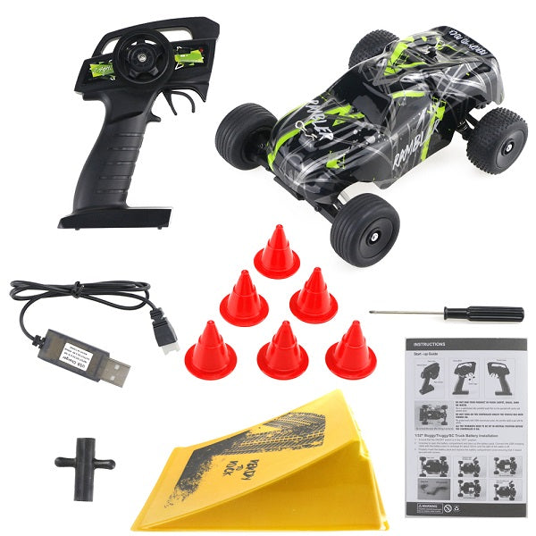 drift remote control instructions