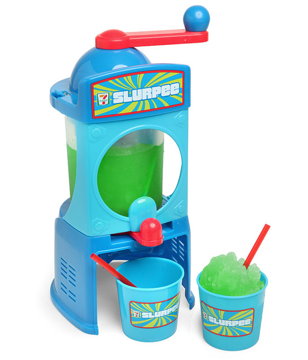 slurpee drink maker instructions 2012