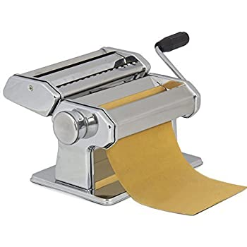 atlas pasta machine linguine instructions