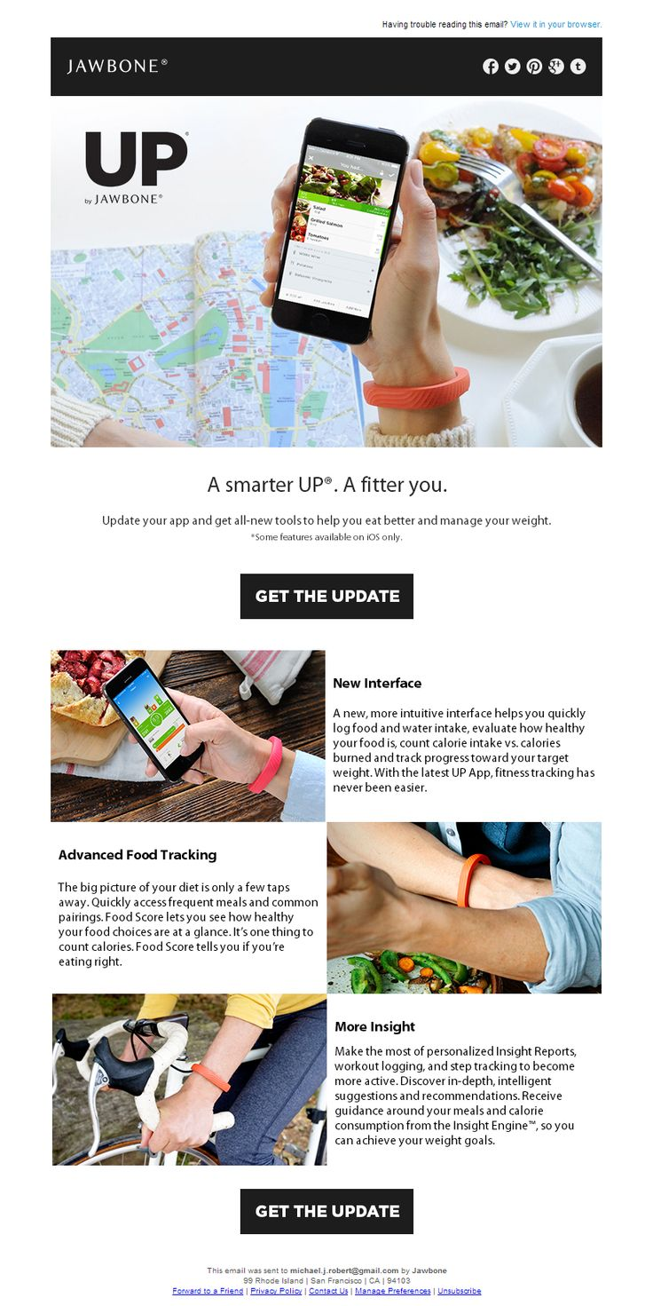jawbone fitness tracker instructions