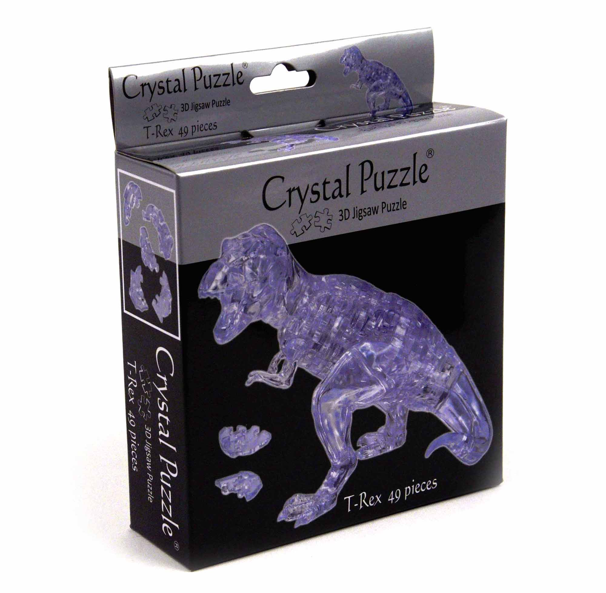 3d crystal dinosaur puzzle instructions