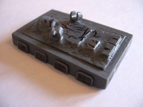 lego han solo in carbonite instructions