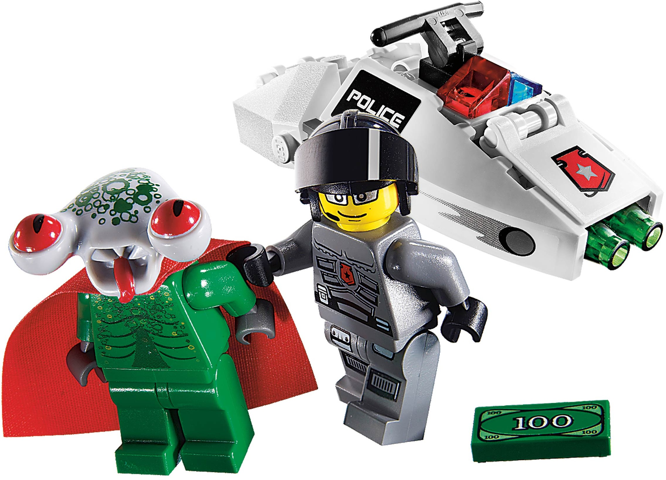 lego space police instructions download