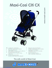 instructions maxi cosi citi