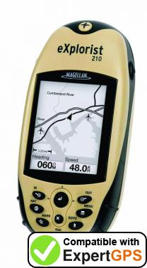 magellan gps explorist 100 instructions