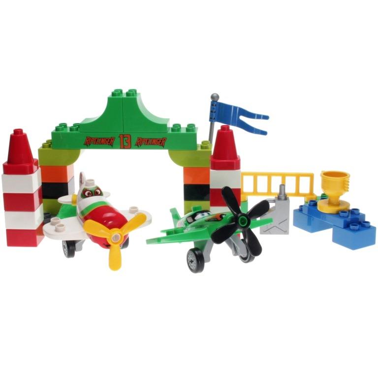 duplo ripslinger air race instructions