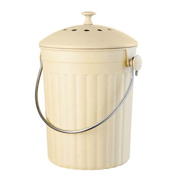 oggi countertop compost pail instructions