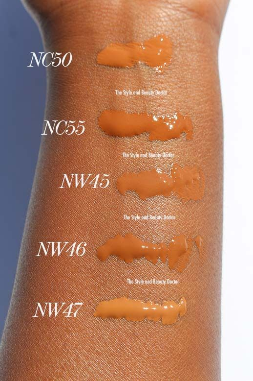 maybelline fit me foundation instructions for using the product