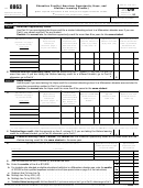 form 8863 instructions 2015