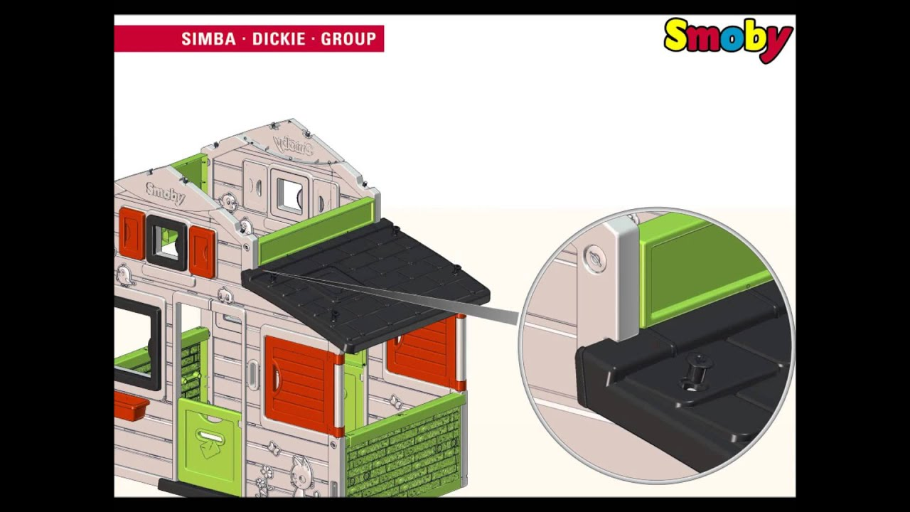 smoby builder max instructions