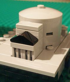 lego space toilet instructions