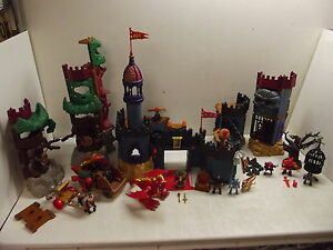 imaginext samurai castle instructions