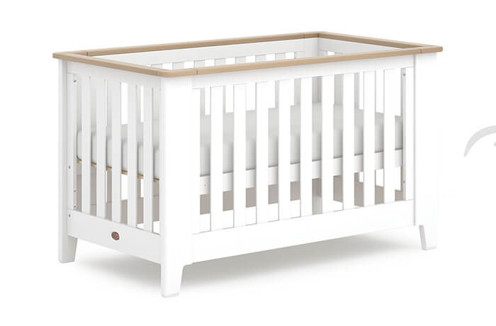 boori pioneer cot bed instructions