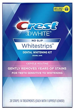 crest 3d white 2 hour express instructions