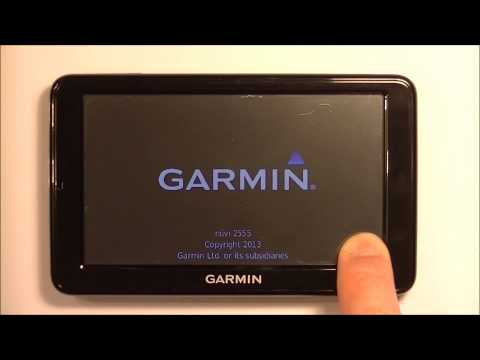garmin nuvi 260 instructions