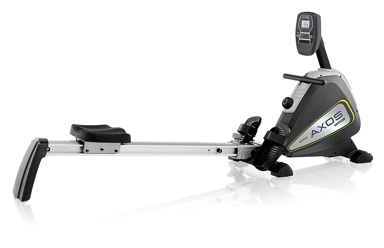 kettler favorit rowing machine instructions