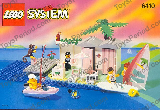 lego set 6410 instructions