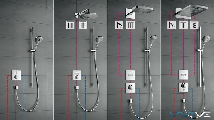 grohe talia installation instructions