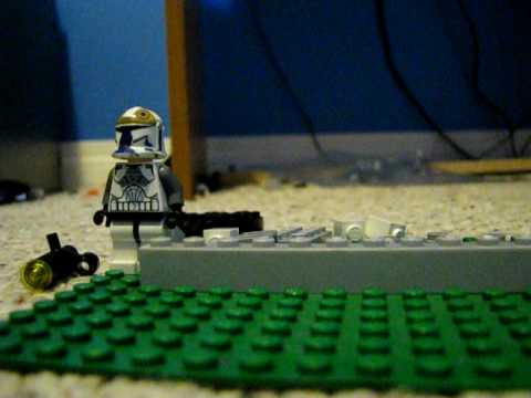 lego sniper rifle instructions part 1