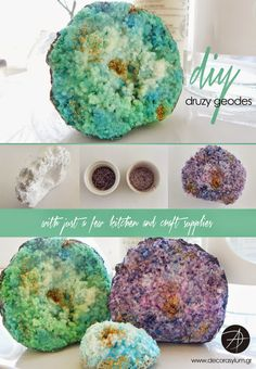 wonderology grow a geode instruction guide