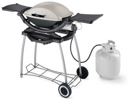 weber q200 cart instructions