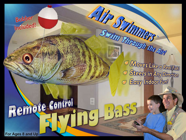 air swimmers remote control flying shark instructions