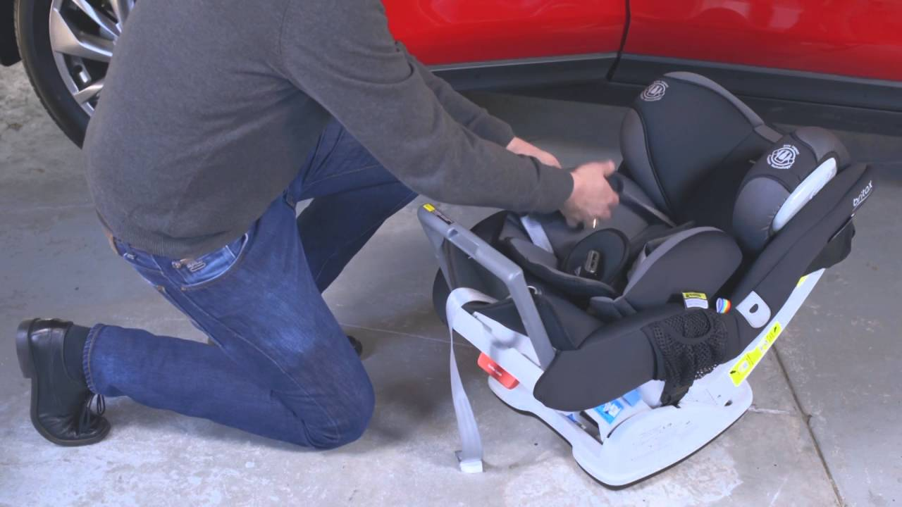 instructions britax safe-n-sound platinum pro sict isofix