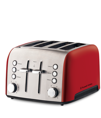 russell hobbs heritage 4 slice toaster instructions