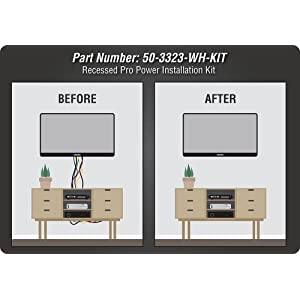 datacomm 50 3323 wh kit instructions